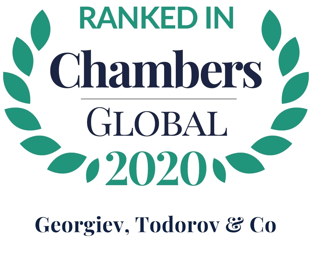 Law firm Chambers Global Ranking Logo 2020